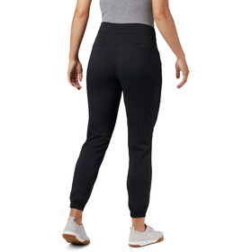 Columbia Firwood Camp II Pantalones Mujer, negro